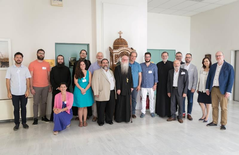 "International Consultation on  ""Eastern Orthodoxy and Inter-religious encounter in a secular age"""