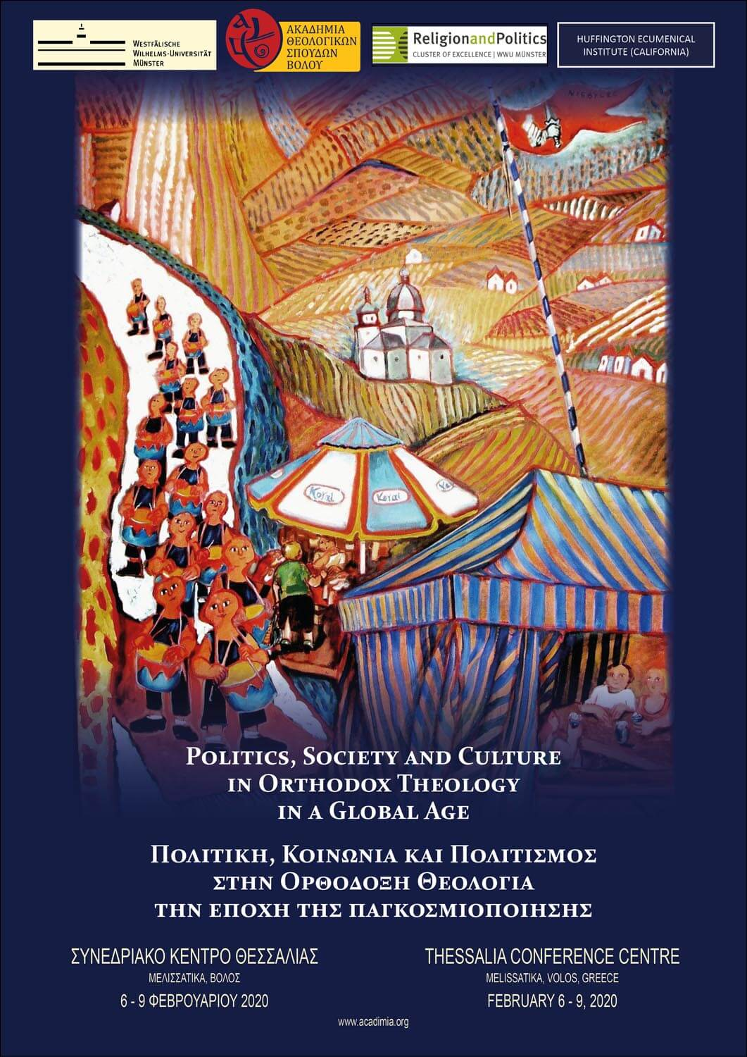 Politics, Society and Culture in Orthodox Theology in a Global Age