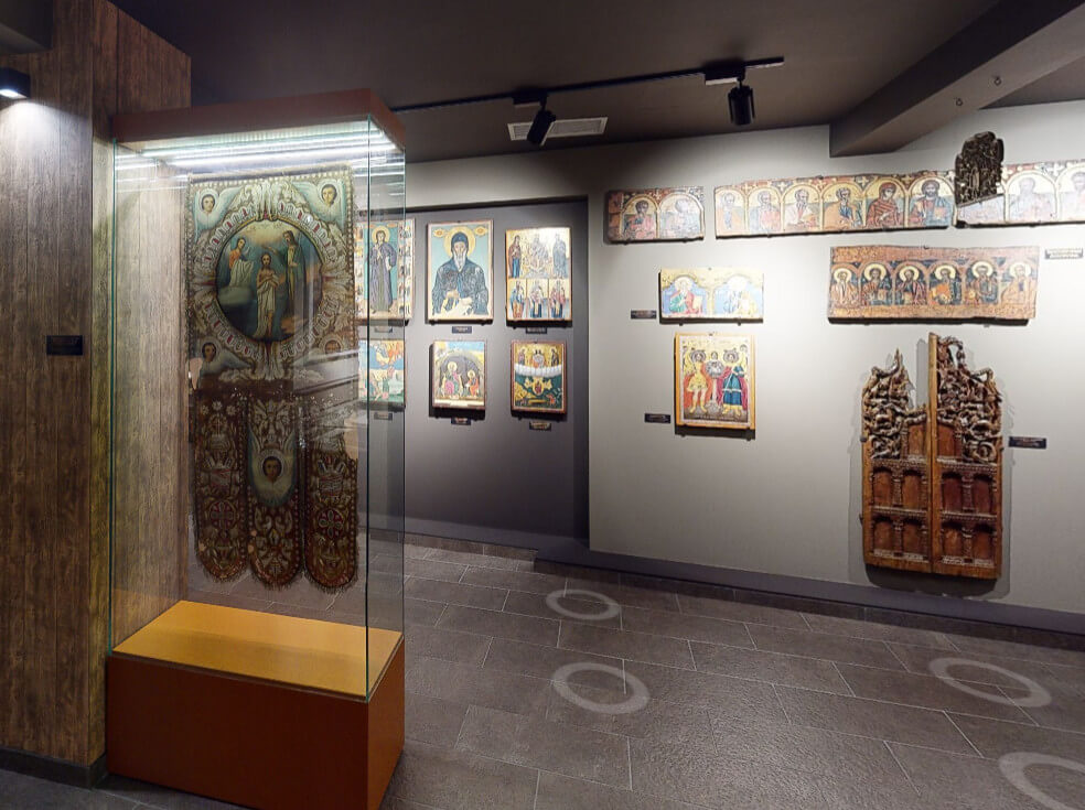 Treasures from Eastern Europe: The Museum of Byzantine Art and Culture in Makrinitsa